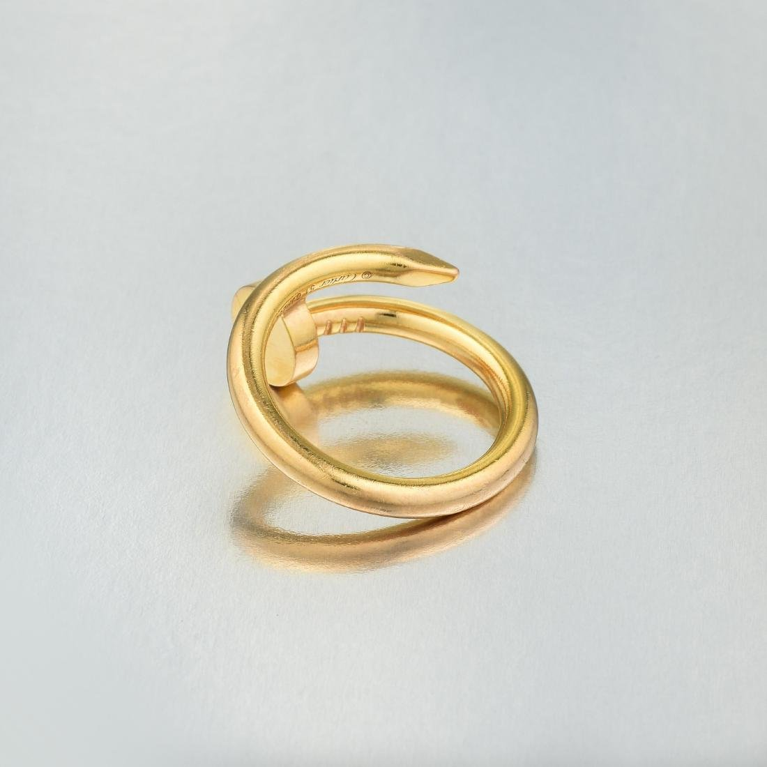 "Cartier ""Juste Un Clou"" Ring - 3"