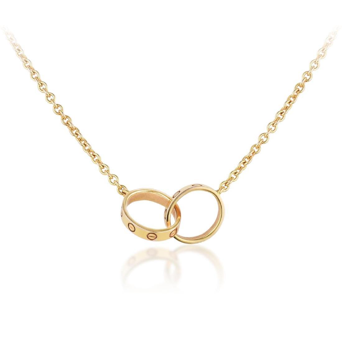 "Cartier ""Love"" Necklace"
