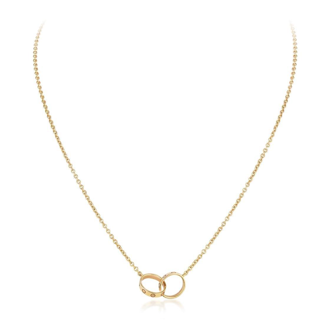"Cartier ""Love"" Necklace - 2"