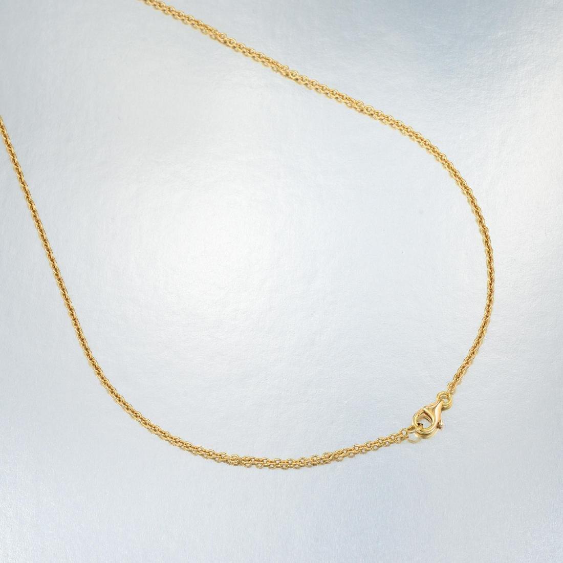 "Cartier ""Love"" Necklace - 4"