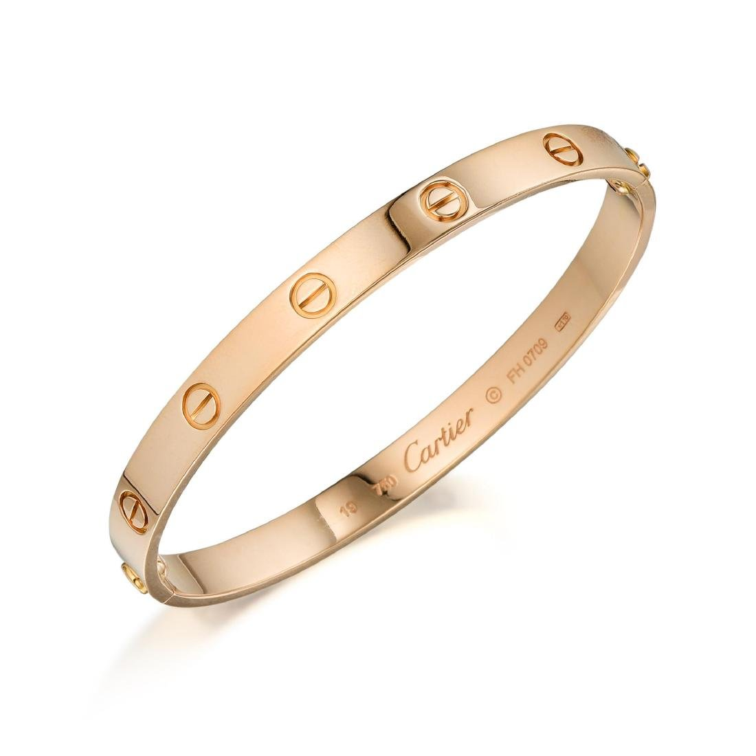 "Cartier ""Love"" Bangle"