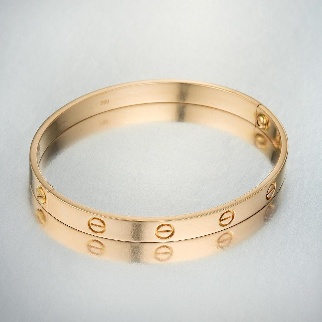"Cartier ""Love"" Bangle - 2"