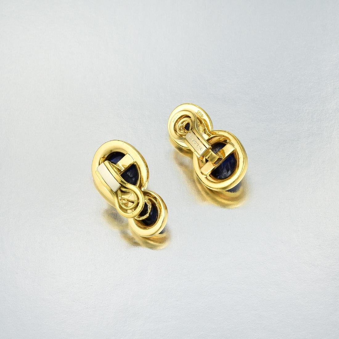 Bulgari Sapphire Earrings - 2