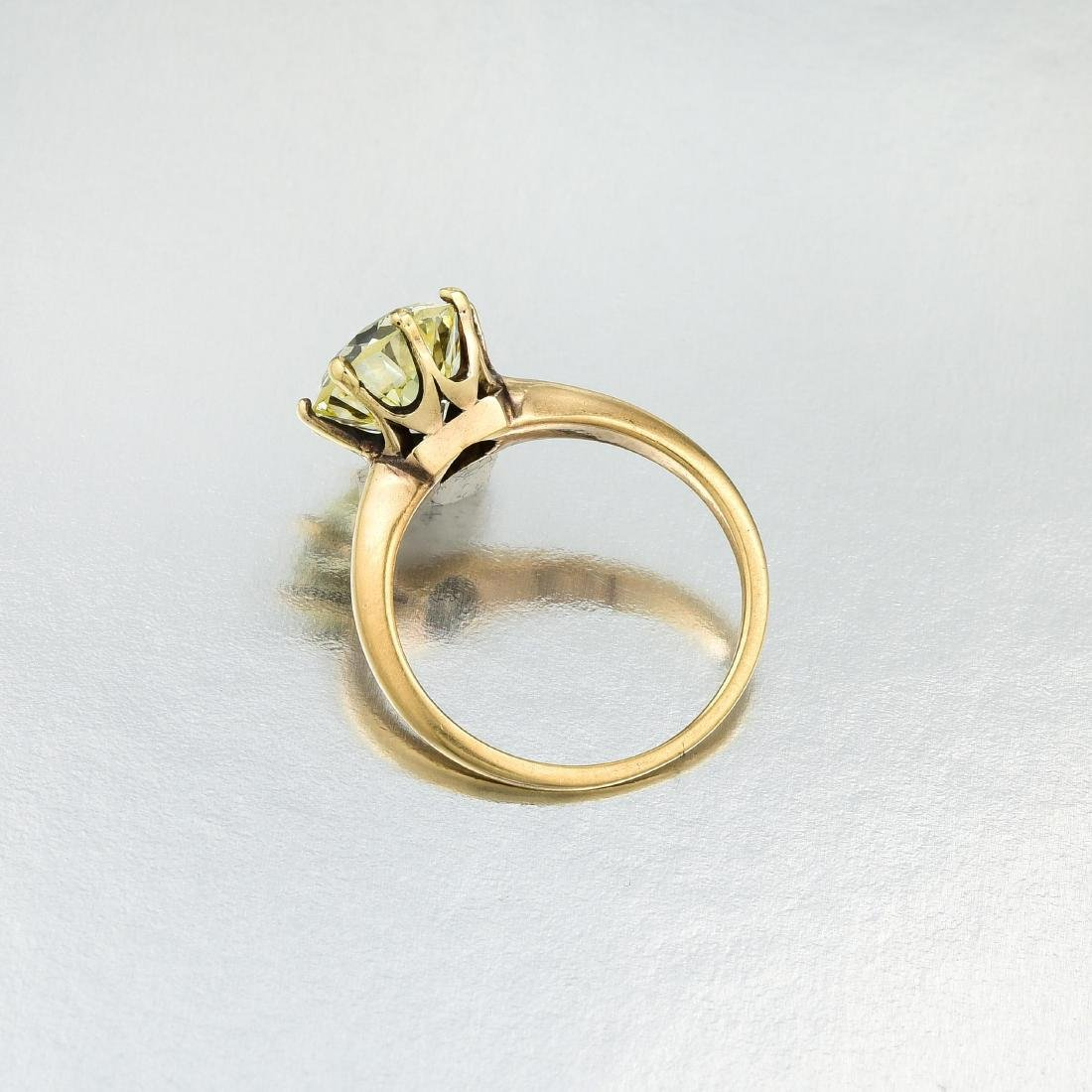 Antique Diamond Ring - 3