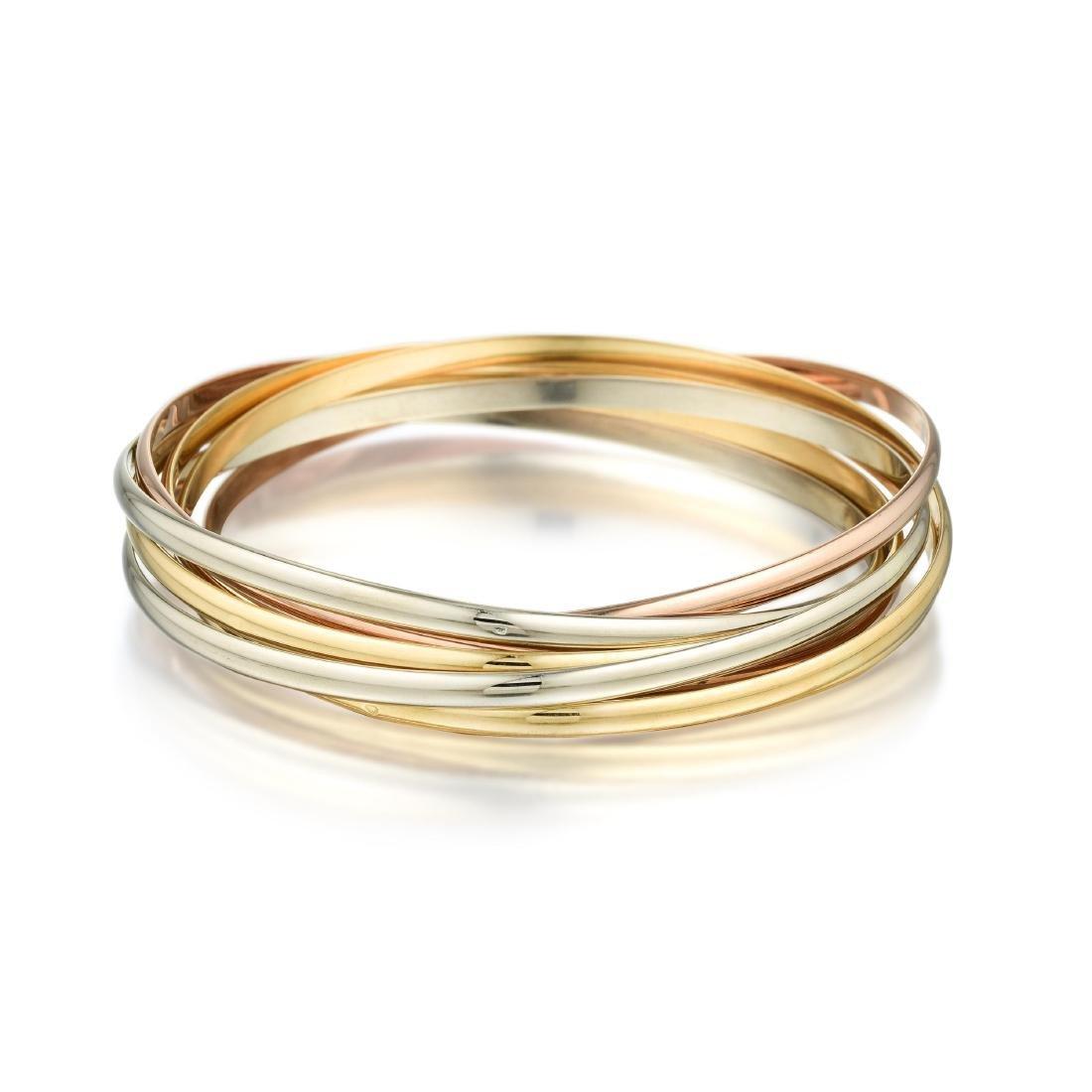 0f82b00ec3711 Cartier Paris Trinity Bracelet