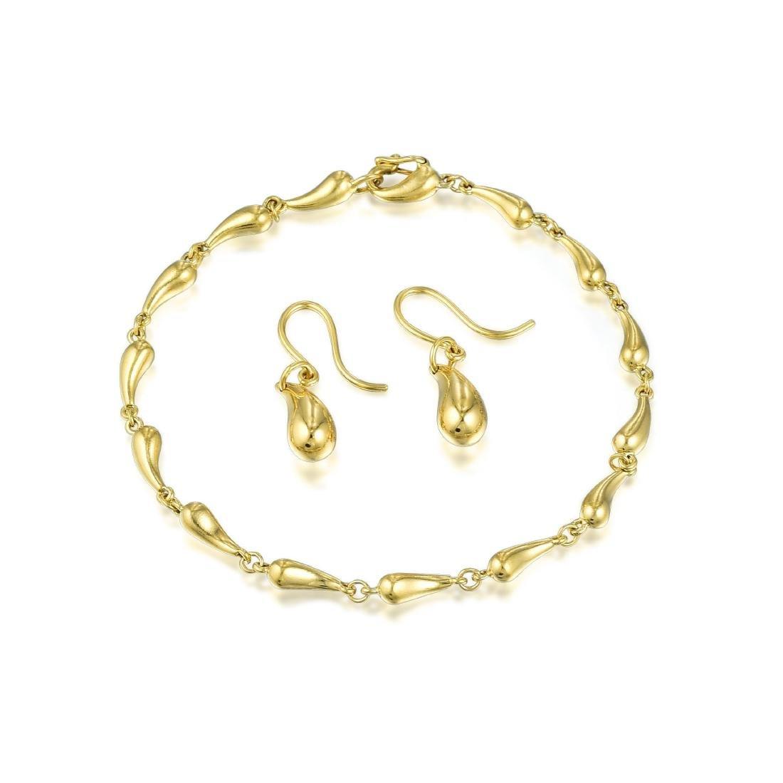 72301458e7c05 Tiffany & Co. Elsa Peretti Teardrop Earring and