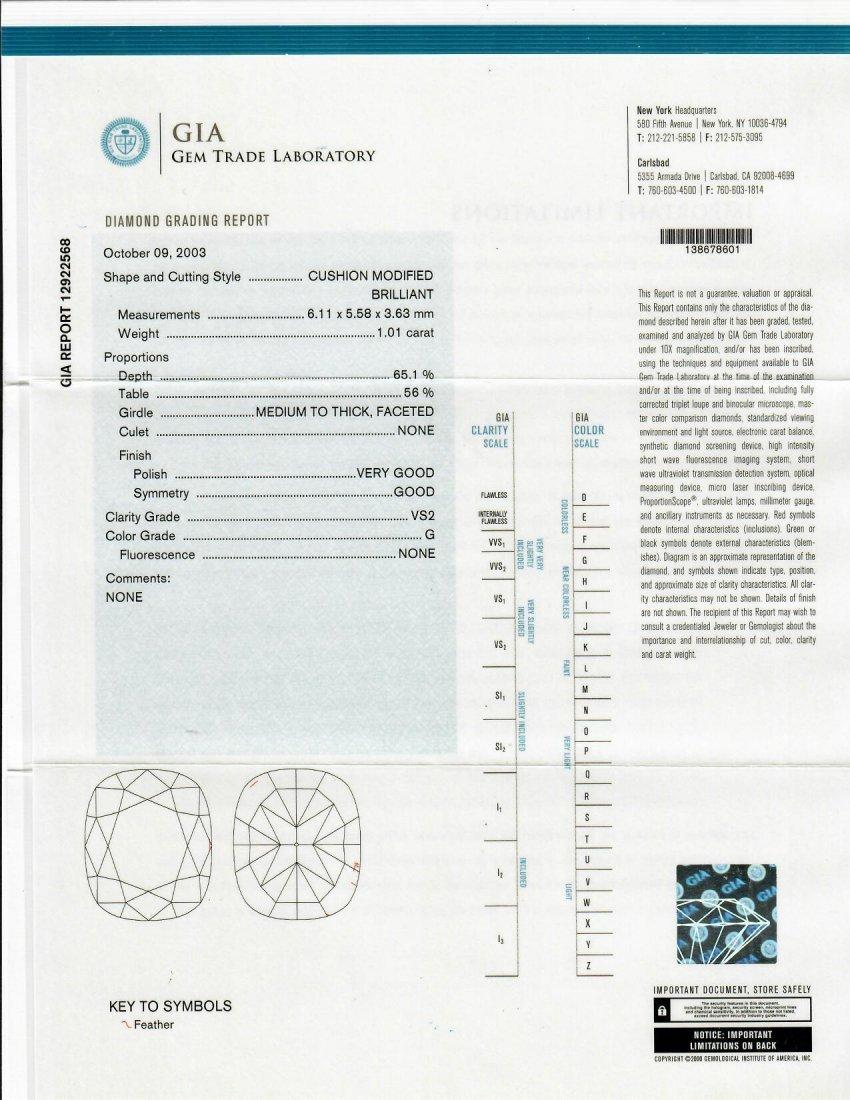Cartier 6.69-Carat Burmese Sapphire and Diamond Ring - 6