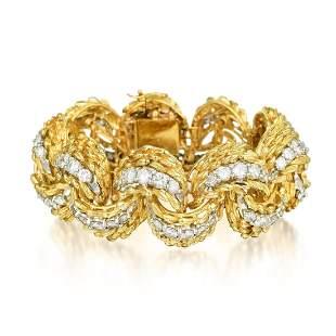 Erwin Pearl Diamond Bracelet