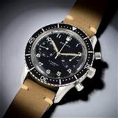 Zenith A. Cairelli Ref. CP-2 Chronograph in Steel