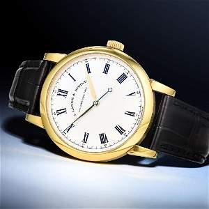 A. Lange & Sohne Richard Lange Ref. 232.021 in 18K Gold