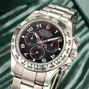 Rolex Daytona Ref. 116509H in 18K White Gold