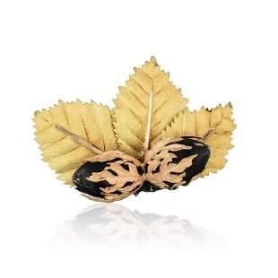 Buccellati Acorn Brooch/Pendant