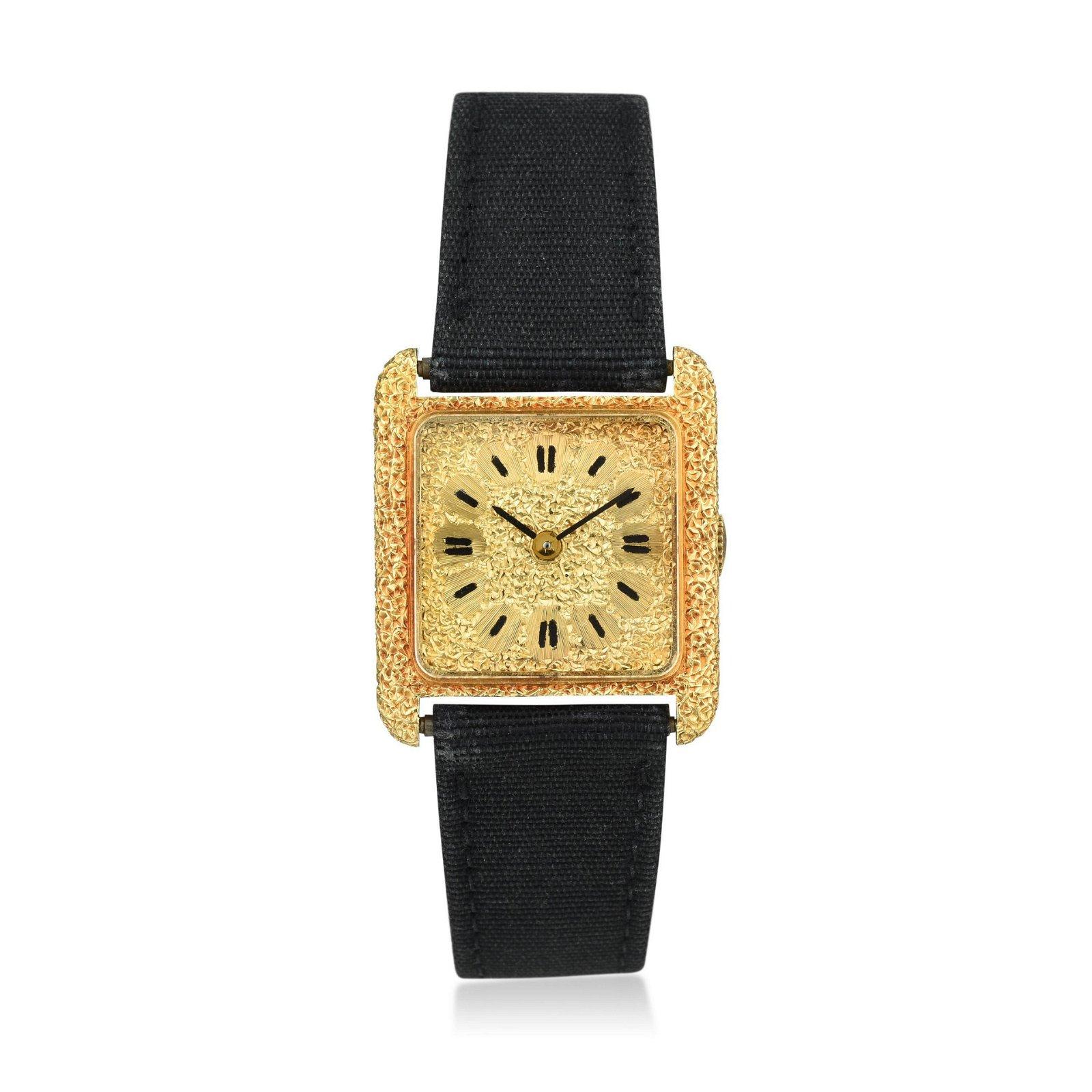 Gianmaria Buccellati Ladies Watch in 18K Gold