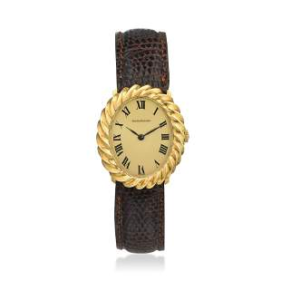 Jaeger LeCoultre Ref 921521 Ladies Watch in 18K Gold