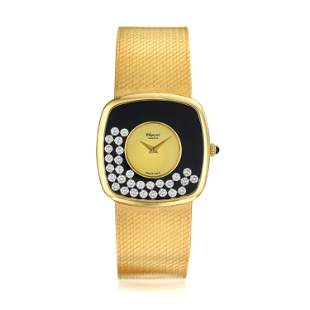 Chopard Happy Diamonds Vintage in 18K gold