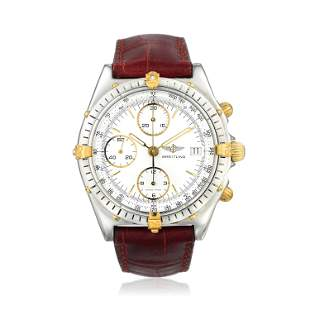 Breitling Chronomat Ref. 81.95 in Stainless Steel and