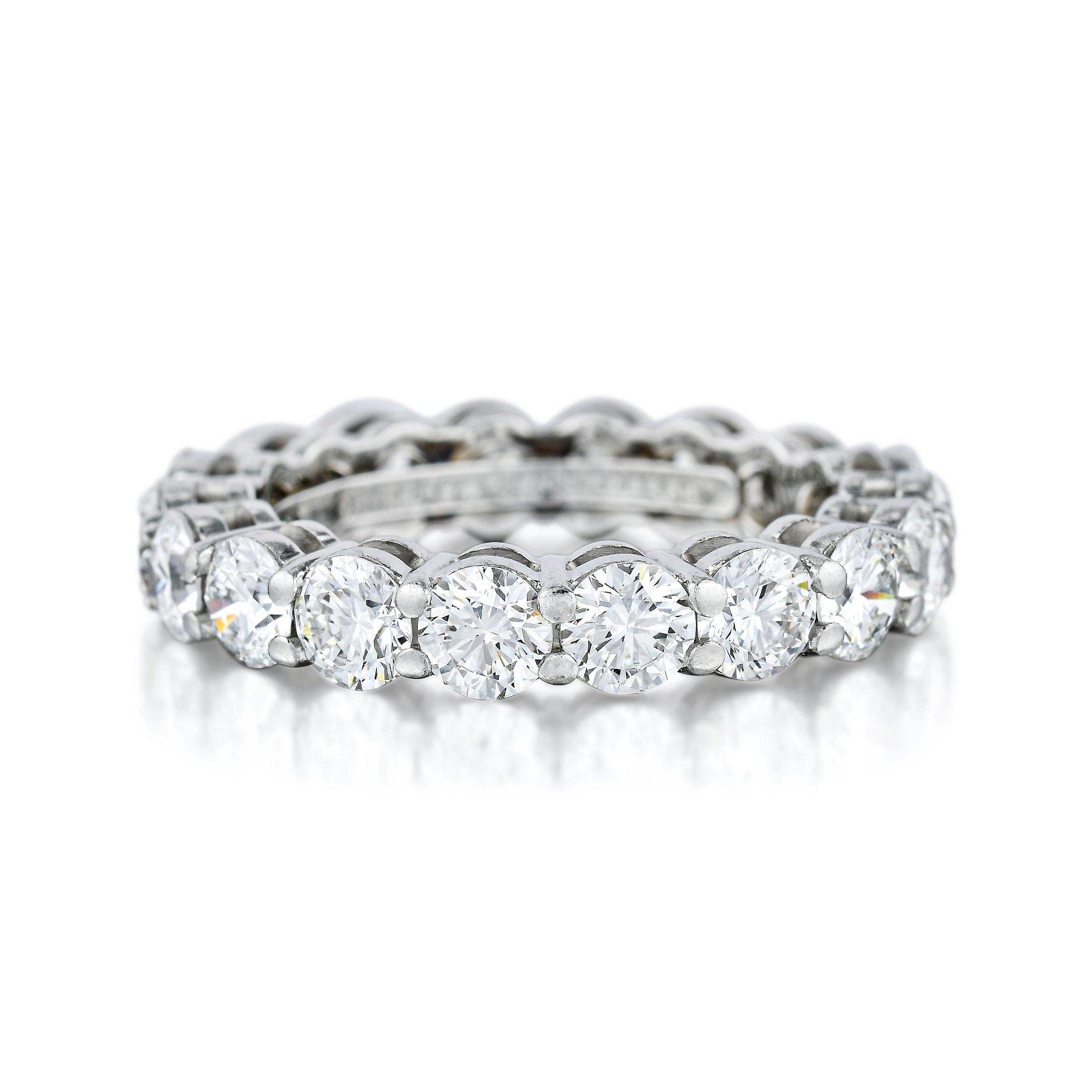 Tiffany & Co. Embrace Diamond Eternity Band