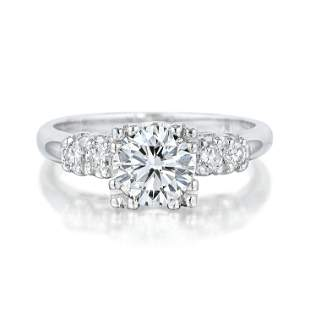 1.01-Carat Diamond Ring