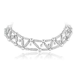 Bulgari Fireworks Diamond Necklace