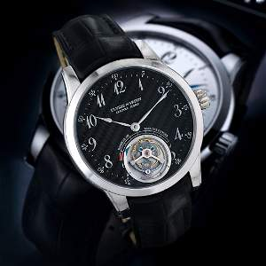 Ulysse Nardin Anchor Tourbillon Limited Carbon dial in