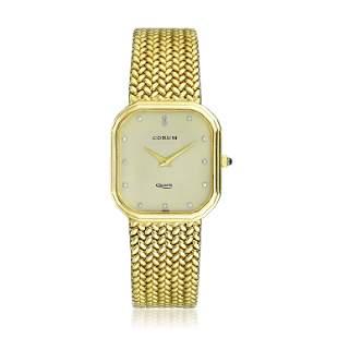 Corum Ref 44105 Dress Watch in 18K Gold