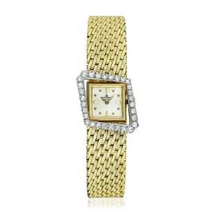 Baume Mercier Ladies Watch in 14K Gold