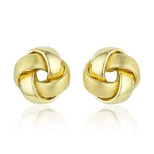 Knot Earrings