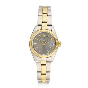 Rolex Ladies Oyster Perpetual Date Ref. 6917 in