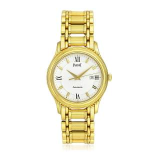 Piaget Polo Ref. 24001 in 18K Gold