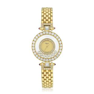 Chopard Happy Diamonds Ladies' in 18K Gold