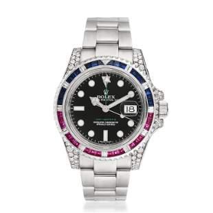 Rolex GMT Master Ref: 116710 in Steel
