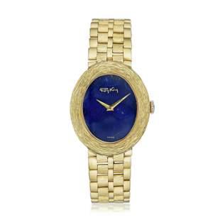 Roy King Watch in 18K Gold