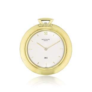 Patek Philippe Pocket Watch in 18K Gold