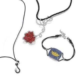 Group of Italian Designer Pendant Necklaces
