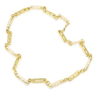 Gucci Long Link Chain Necklace