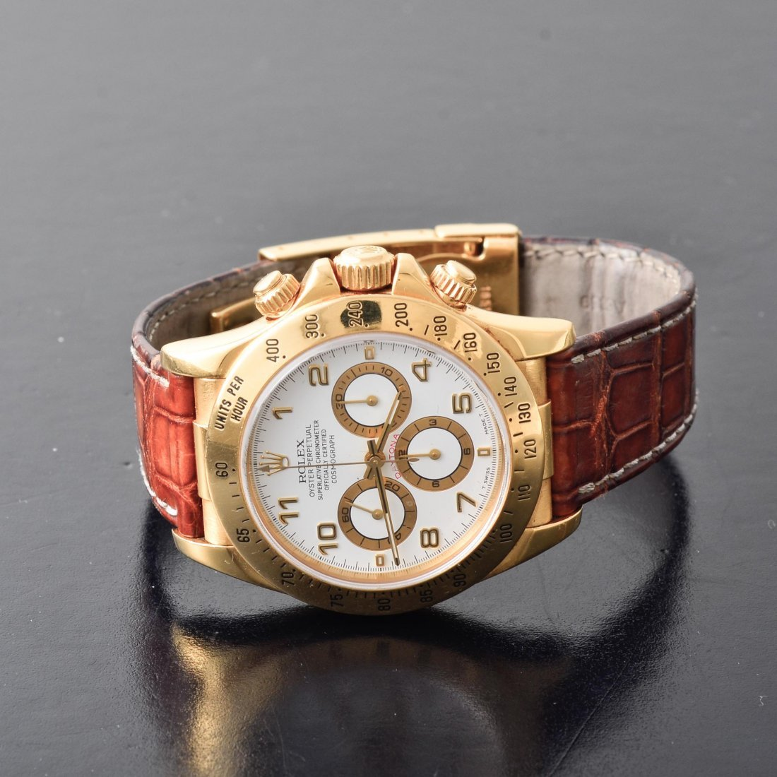 Rolex Gold Daytona Man's Watch