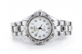 Breitling Stainless Steel Men's Watch