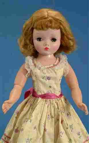 "20"" Madame Alexander Cissy, all orig tag outfit, hos"