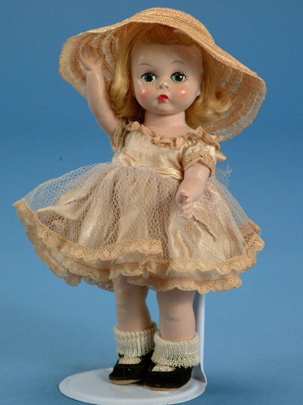 "9: 8"" Madame Alexander Alexanderkin, vintage outfit, or"