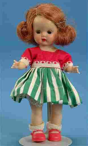 "8"" Nancy Ann Muffy walker, all orig, EX (est. $75 -"