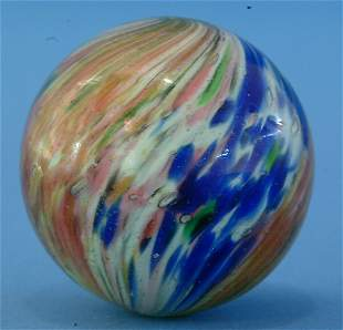"""Onion Skin Marble, 1.5"""", VG, some minor surface wear"""