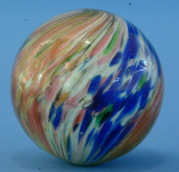 "6: Onion Skin Marble, 1.5"", VG, some minor surface wear"