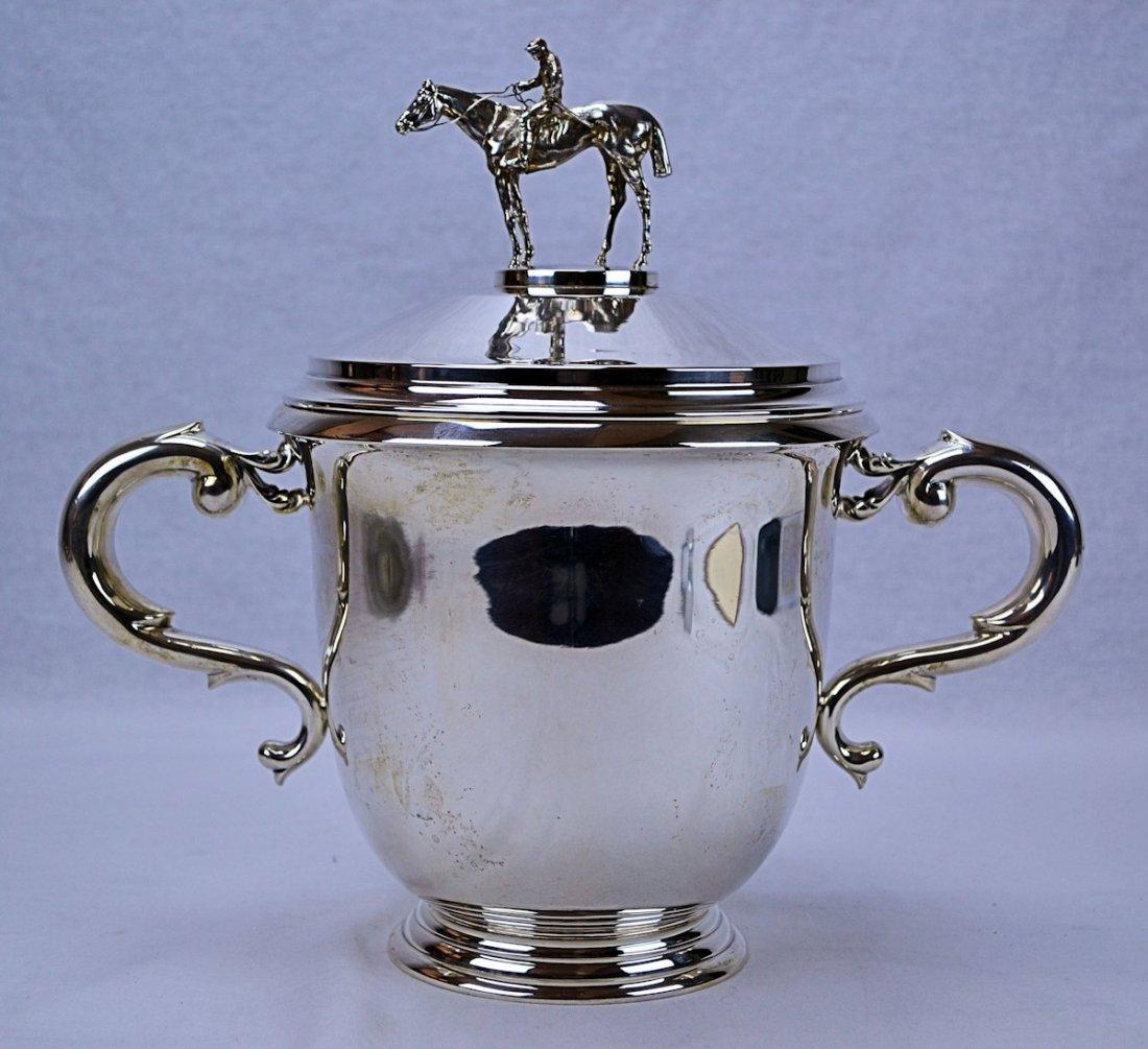 Bailey, Banks & Biddle Sterling Charles II Loving Cup