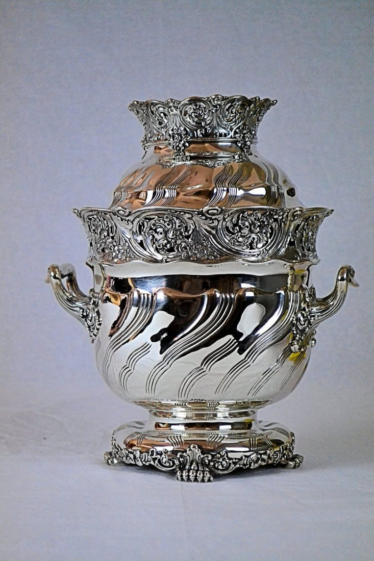 Tiffany & Co. Sterling Silver Wine Cooler
