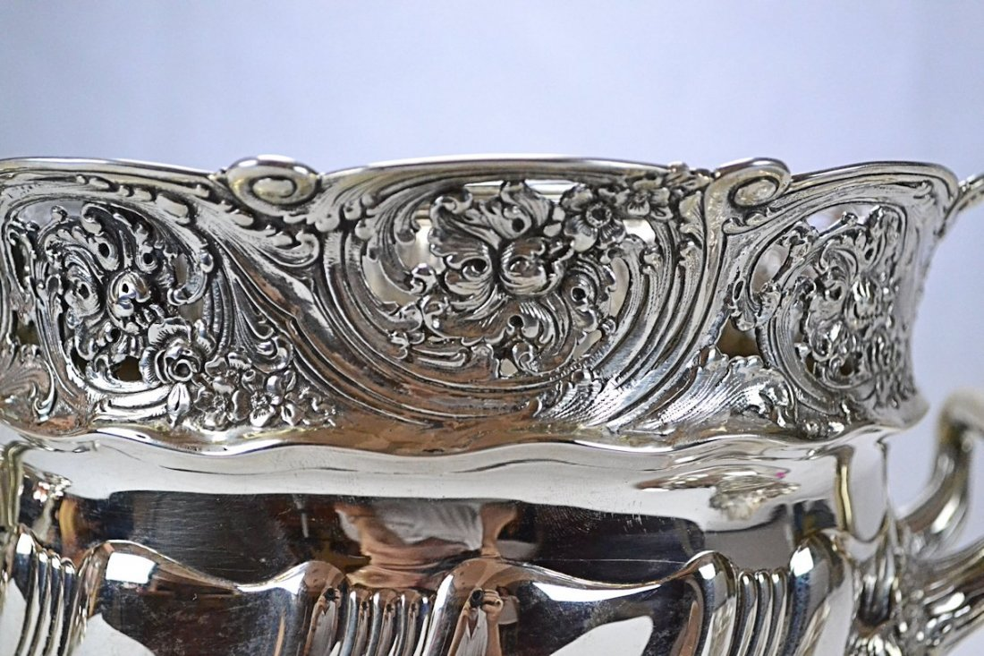 Tiffany & Co. Sterling Silver Wine Cooler - 5