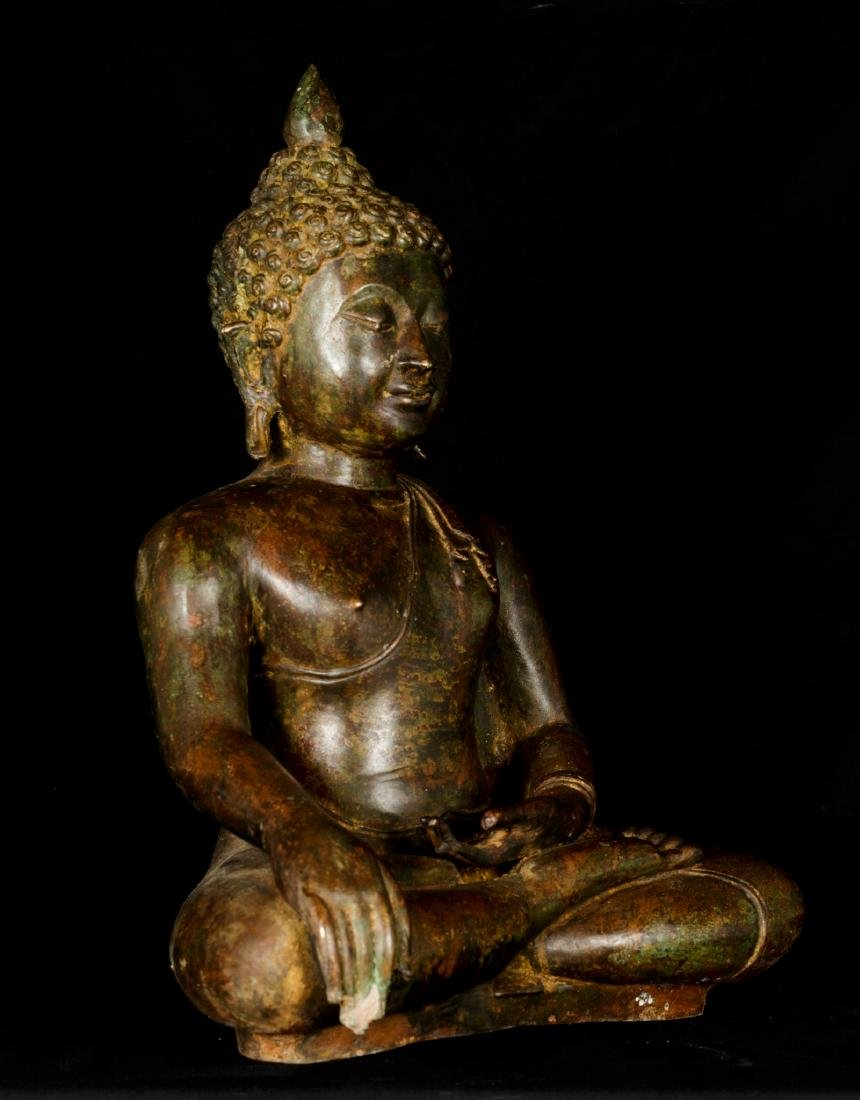 18th Century Chiang Saen Enlightenment Buddha