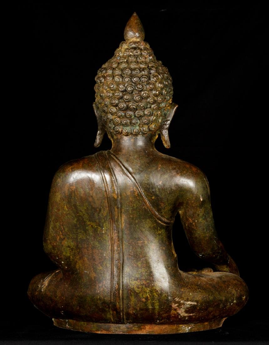 18th Century Chiang Saen Enlightenment Buddha - 3