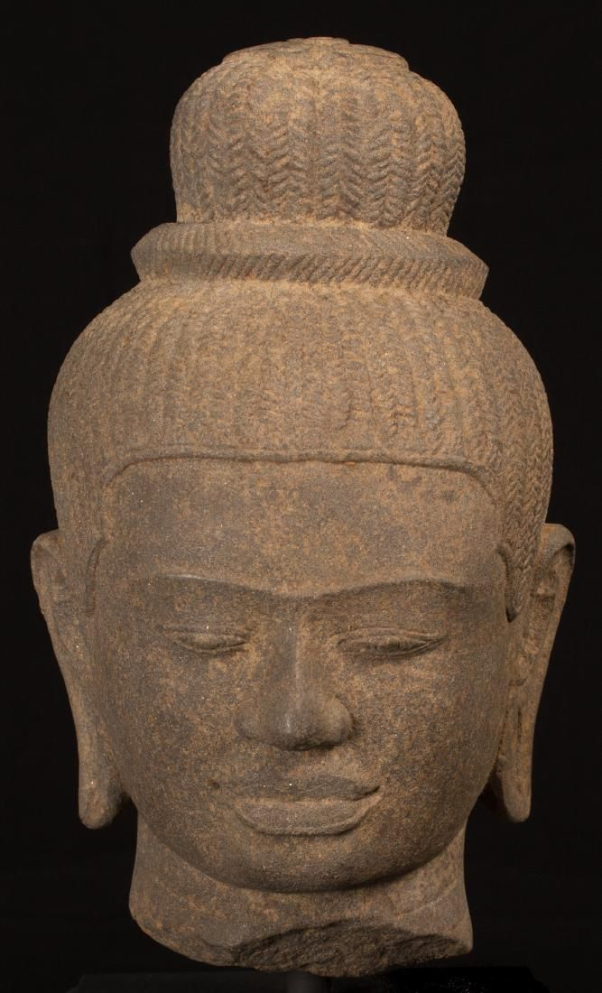 17th-18thth Century Indian Lakshmi / Devi Sandstone