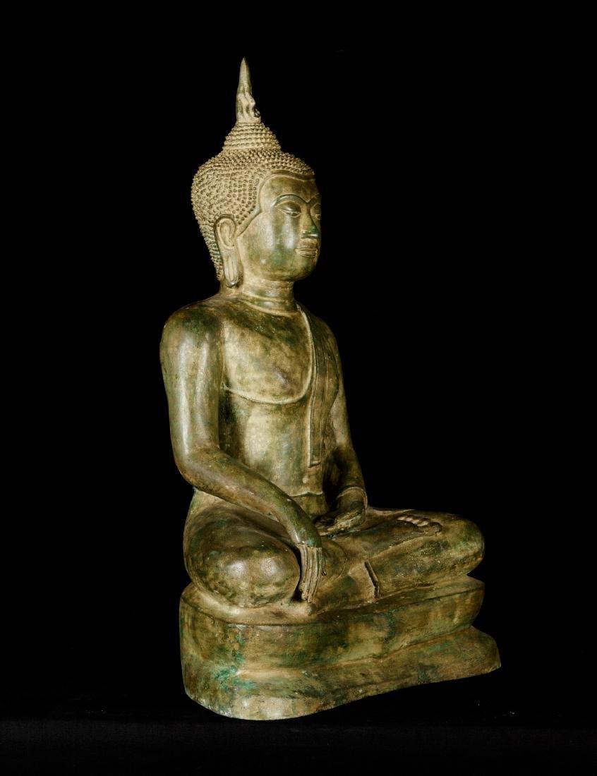 19th Century Sukhothai Enlightenment Buddha