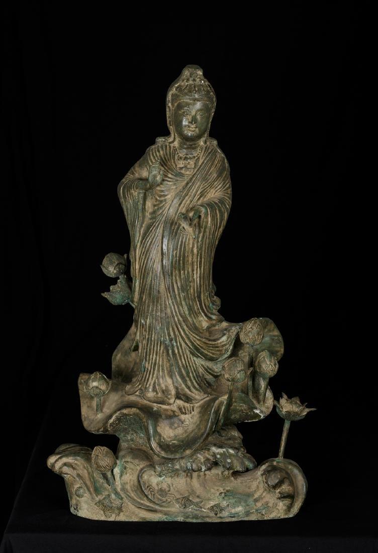 19th Century Chinese Guan Yin
